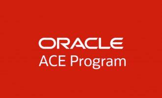 LinkedIn 20200622 Oracle ACE Program 1